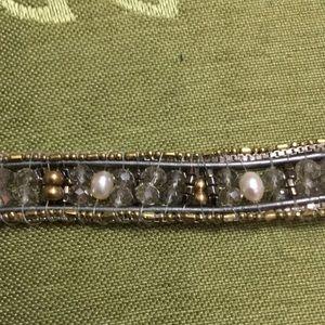Silpada beaded bracelet